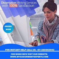 Dissertation Writing Help Services from Experts