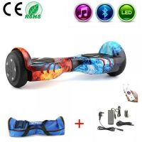 Ice and Fire 6.5 Inch New Hoverboard With LED Light