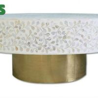 Mother of pearl furniture in USA