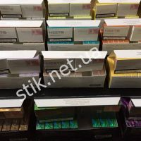 Wholesale of HEETS tobacco sticks.
