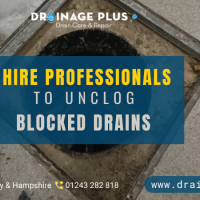 Hire Professionals To Unclog Blocked Drains