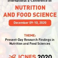 Nutrition and Food Science 2020 Virtual Event