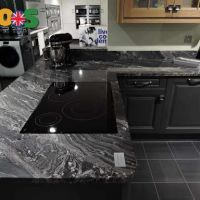 Buy Best Quality Black Forest Granite Kitchen Worktop in London