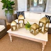 Pottery Barn Outdoor Wicker furniture Set (11 items)