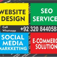Complete Business Website with latest design