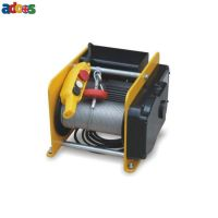 Shop Online Best Price 240V Electric Winch in the UK - Bishop!