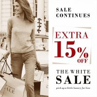 The White Company Extra 10% Off Discount, Promo Code