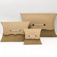 Purchase Custom Pillow Boxes in Any Size