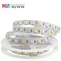 LED Strip SMD5050 -60LEDs RGB White IP20 5m reel Smart Lighting Industries