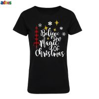 Believe Magic Christmas T-Shirt