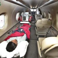 Get the World's Fastest Air Ambulance Services: Call 9870001118