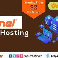 cPanel Web Hosting with Instant Setup from Onlive Server