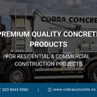 Buy Premium Quality Concrete Products from Top Suppliers
