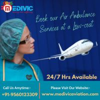 Acquire Perfect Air Ambulance Services in Guwahati by Medivic