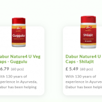 Keep Yourself Healthy with Natural Food Supplements with Dabur UK