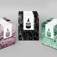 Buy 2 Piece Candle Boxes in Wholesale with Free Design Support