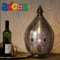 Install hand crafted Moroccan lamp in your living room. Buy now