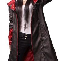 Devil May Cry DMC Game Costume Coat
