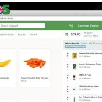 How much does it cost to build a grocery delivery app like Instacart?