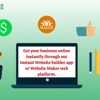 Create a powerful website today!