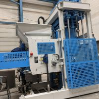 SUMAB NEW! E-12L Concrete Ring + Pipe Making Machine