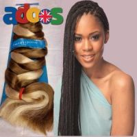 Impression Super Braid, Pre Stretched Bulk Hair Extension - All Colors