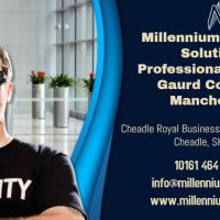 Professional Security Services Manchester