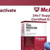 Activate McAfee Subscription?