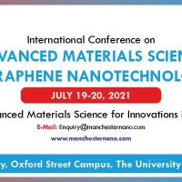 Nanotechnology Conference | Material Science Conference 2021