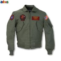 Top Gun Ma-1 Bomber Jacket