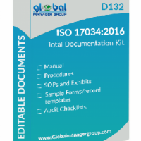 ISO 17034 Documentation Kit for Reference Material Producers