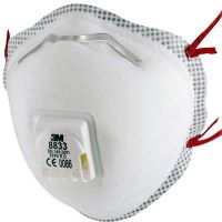 3M Respirator 8833+ FFP3 Mask- Best Health Care Products in UK