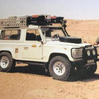 Buy a limited series Camel Trophy Defender