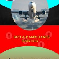 An Excellent Air Ambulance in Patna by Medilift at Low Fare
