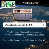 Workplace Lockers in the UK