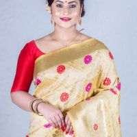 Exclusive Opara silk sarees for wedding and reception parties