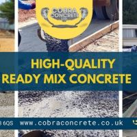 Make Construction Easier With Ready Mix Concrete In Surrey