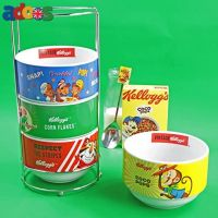 Buy Kelloggs Cereal Bowl for Kids