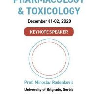 Pharmacology and Toxicology Webinar 2020