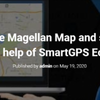 How to update Magellan Map and software with the help of SmartGPS Eco?