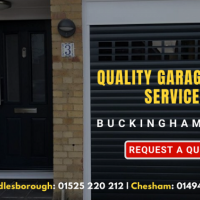 Quality Garage Door Services From Local Specialists in Buckinghamshire