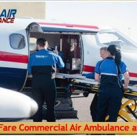 Utilize Hi-Class Charter Air Ambulance Service in Pondicherry with Med