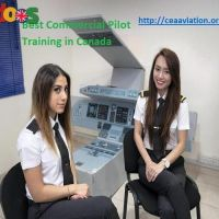 Discount 40% Off Best Commercial Pilot Training in Canada