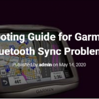 Troubleshooting Guide for Garmin Connect Bluetooth Sync Problems