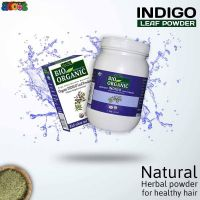 Buy Certified Pure Natural organic Indigo powder
