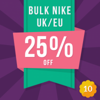 Get  25% Discount Code On  Nike UK Today