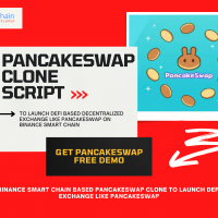 Pancakeswap Clone Script - To Launch DeFi Based Decentralized Exchange