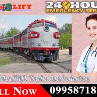 Medilift Train Ambulance in Silchar: Gives the Best Medical Support Ro