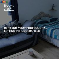Rent out your professional letting in Huddersfield