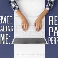 proofreading academic papers